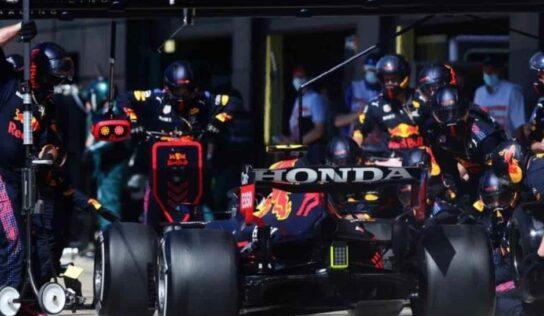 Domingo de terror para Red Bull en GP de Gran Bretaña; no sumaron puntos
