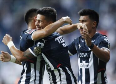 Rayados pega primero y vence 1-0 a Cruz Azul en la semifinal de ida