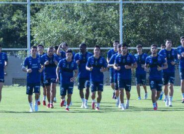 Rayados se prepara para visitar a Cruz Azul en la Jornada 5