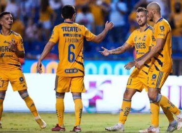 'Diente' brilla y Thauvin se estrena con Tigres en goleada 3-0 ante Querétaro