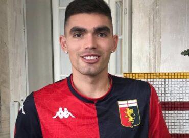 Johan Vásquez es nuevo jugador del Génova de Italia