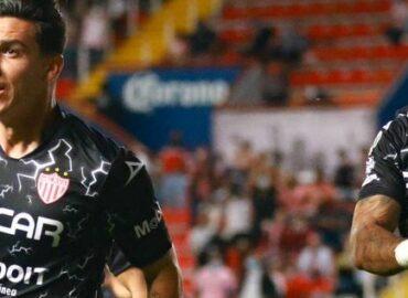 Tuca sigue sin ganar en el torneo; Necaxa venció 1-0 a FC Juárez