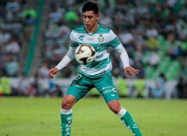 Omar Campos encabeza a los mexicanos Sub-20 con más minutos