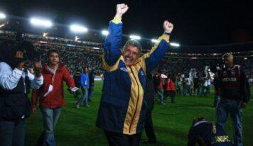 'Tuca' Ferretti cumple 30 años como entrenador de manera ininterrumpida