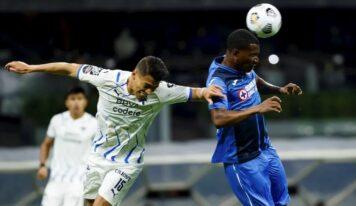 Monterrey golea a Cruz Azul y pasa a la final de Concachampions
