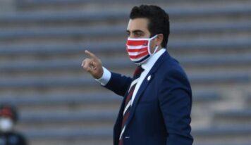 Chivas anuncia a Marcelo Michel Leaño como entrenador interino