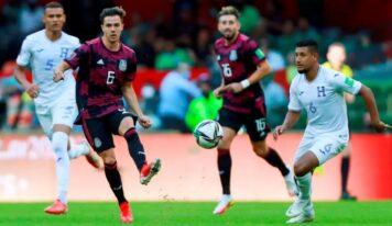 Tri golea 3-0 a Honduras y retoma liderato de la eliminatoria Concacaf