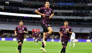 El Salvador vs México se enfrentarán en la eliminatoria de Catar