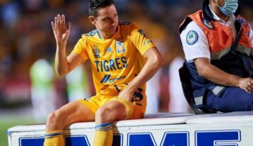 Florian Thauvin aún no regresa al trabajo grupal con Tigres