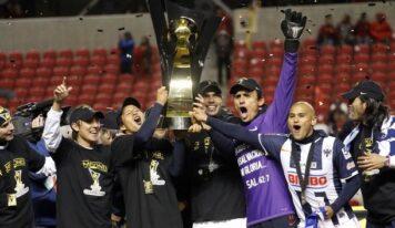 Rayados va por su sexto título internacional